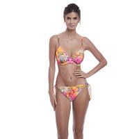 anguilla underwire plunge bikini top