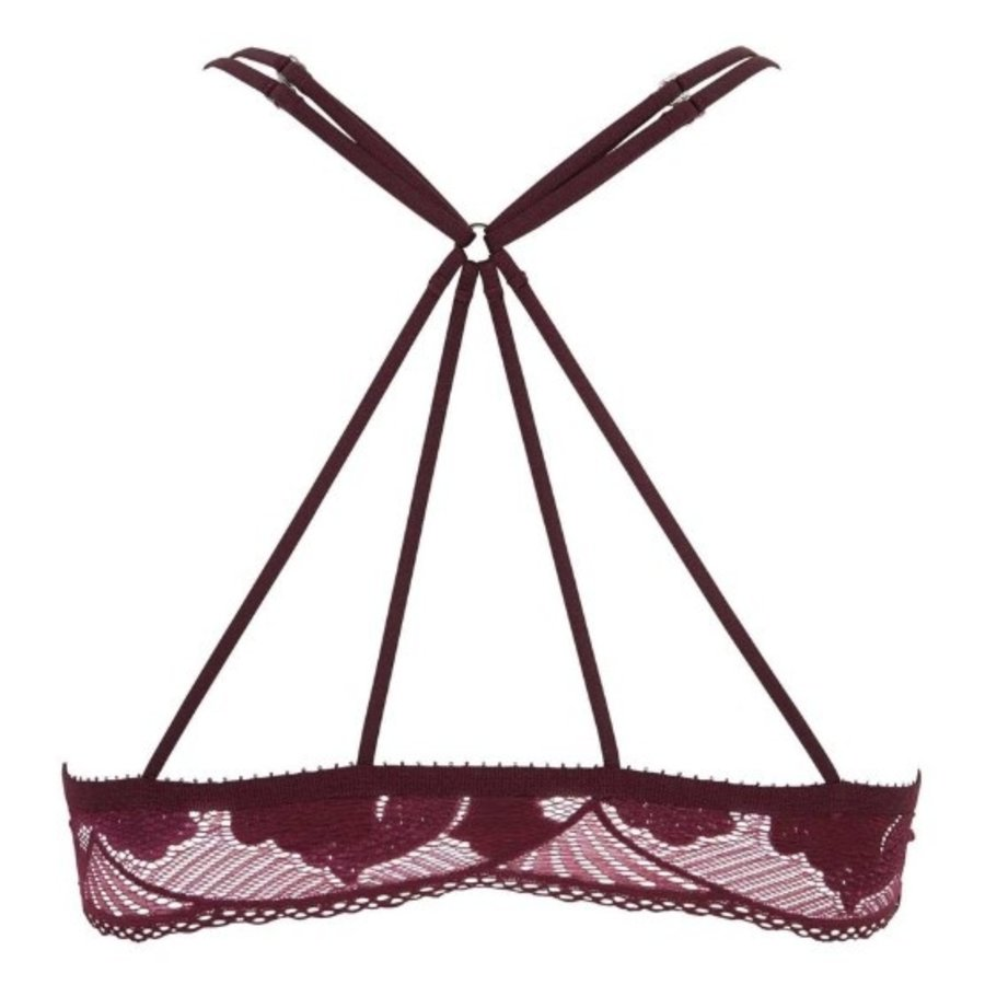 Atomic Padded Bralette w/ Front Closure