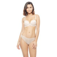 Bliss Lace Strapless Bra