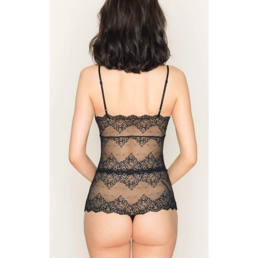 So Fine lace Cheeky Bodysuit