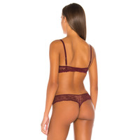 Colette The Classic Lace Thong
