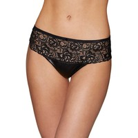 cuir de rose hot tanga
