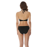 Urban Underwire Banded Halter Swim Top