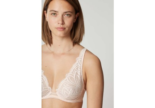 Grace Underwire Triangle Bra