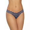 HANKY PANKY Block Out Low Rise Thong