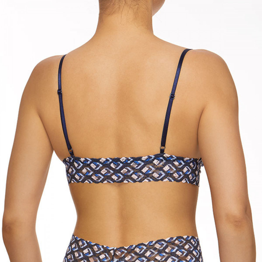 Block Out Triangle Bralette