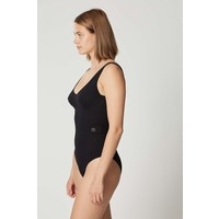 Smoking Ballerina Swimsuit with Underwire