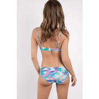 Aquatique Triangle Swim Top