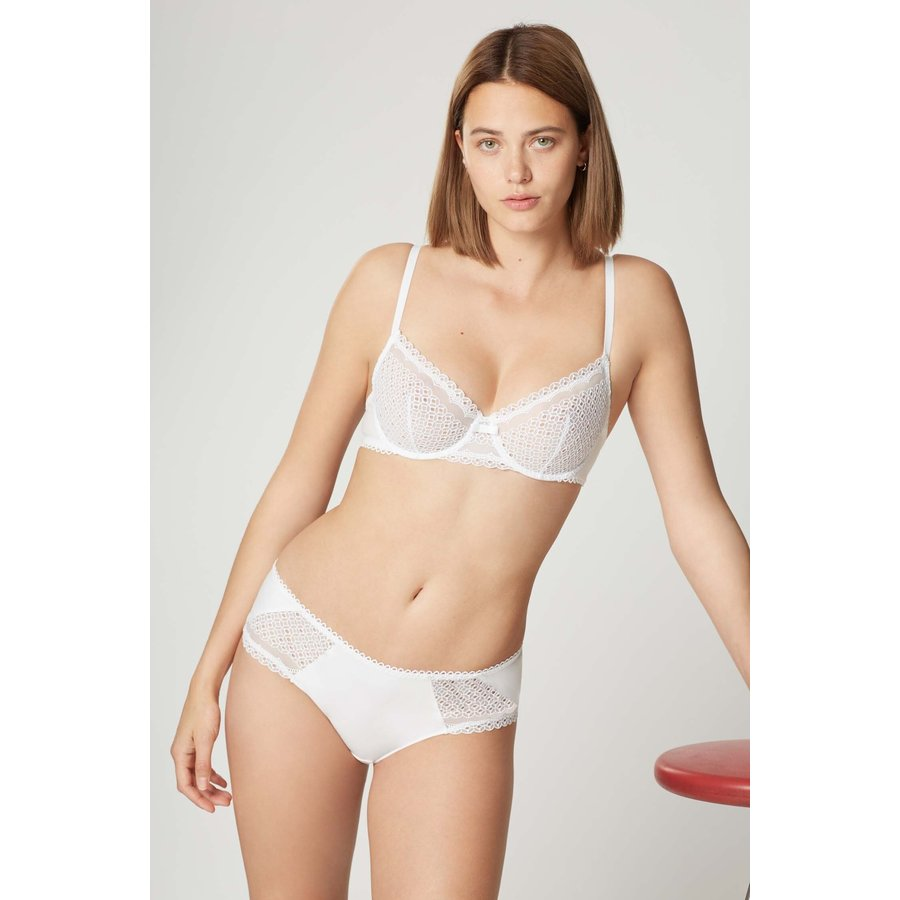 Joli Cotton Underwire Bra