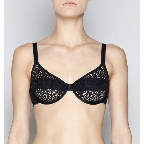 Graphic Lace Harriet Underwire Bra