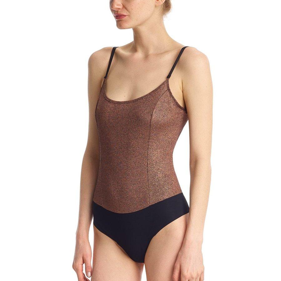 Soft Sparkle Cami Bodysuit