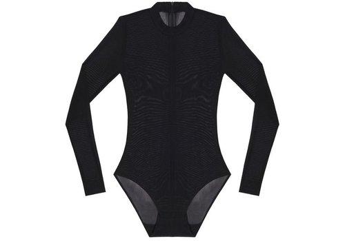 Stay Simple Mesh Bodysuit