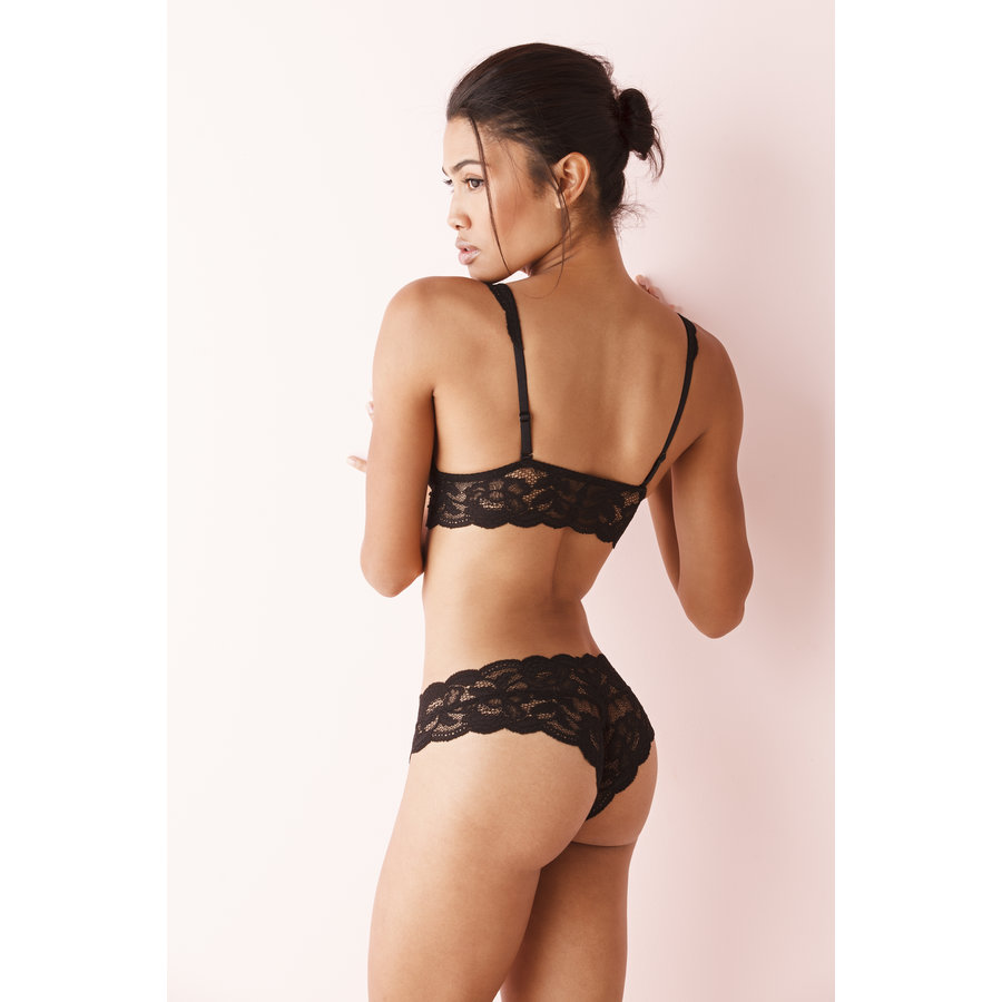 Fortuna Front Closure Bralet
