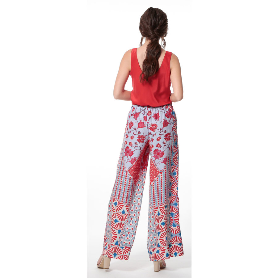 Gatsby Silk Pants