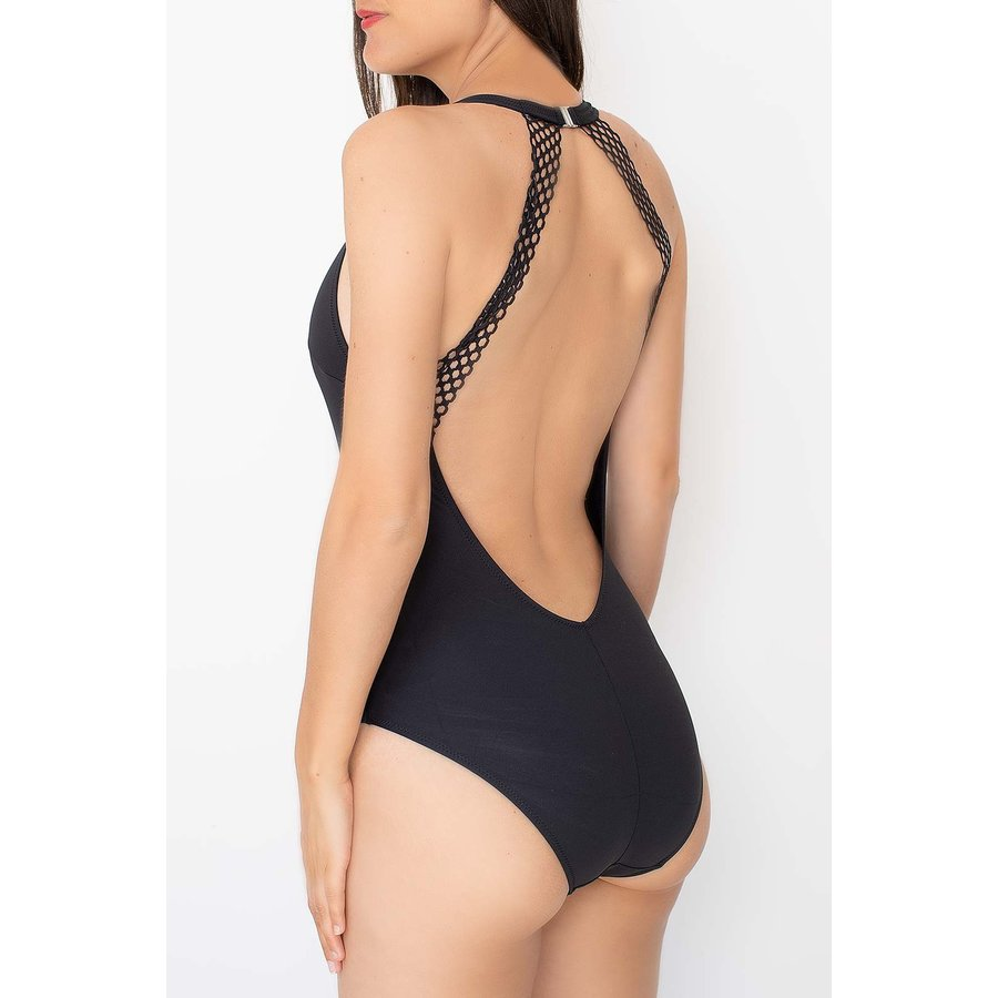La Double Mix Non Wire Swimsuit