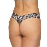 Classic Leopard Low Rise Thong