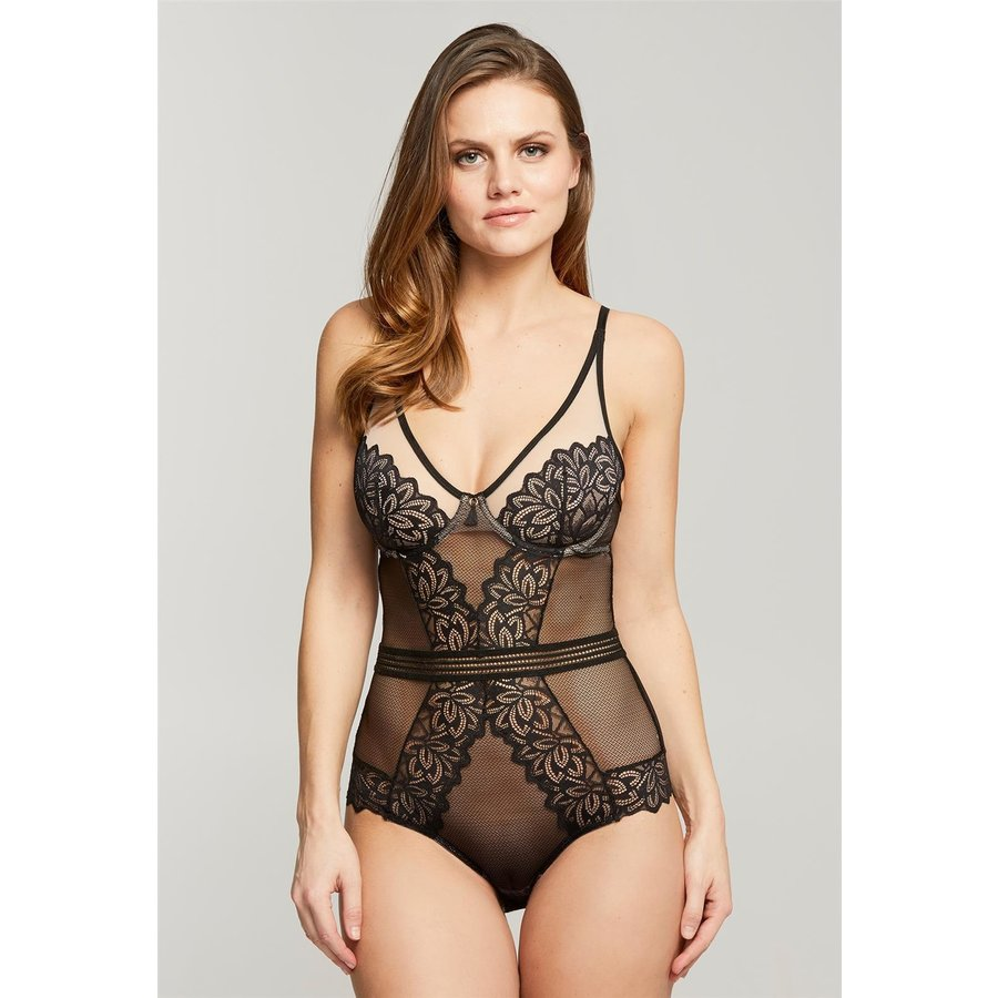 Midnight Romance Grace Bodysuit