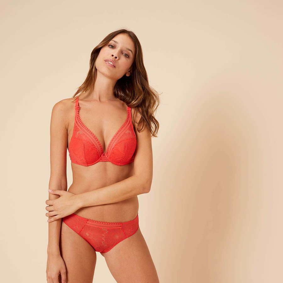Citadine Triangle Push-Up Bra
