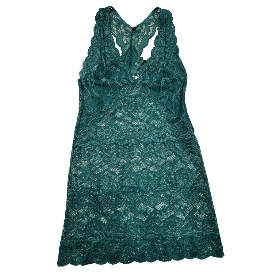 Fortuna Racerback All Lace Chemise