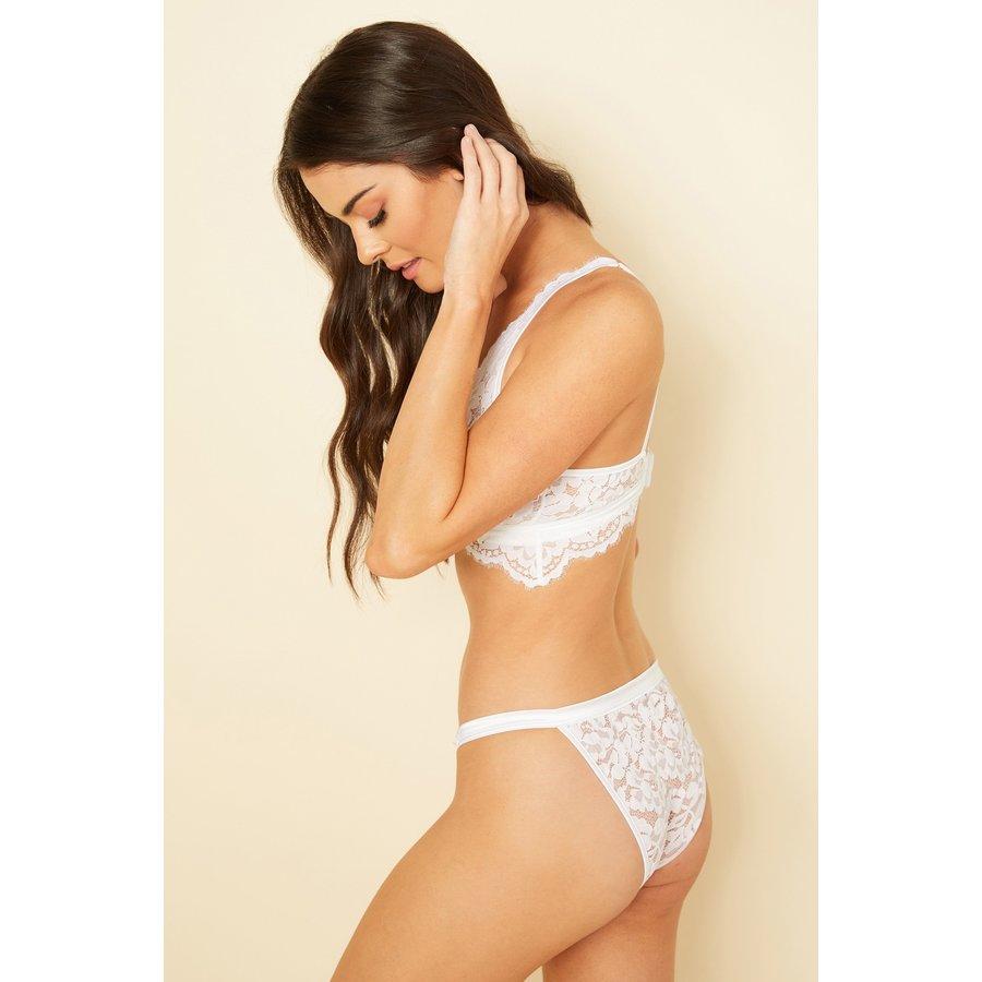Magnolia String Bikini