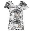 ANTIGEL Tigre de Jouy T-Shirt