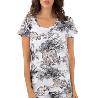 Tigre de Jouy T-Shirt
