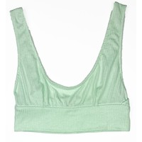Feather Weight Rib 2-Ply Tank Bralette