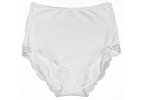 Delicious with Lace High Waist Brief