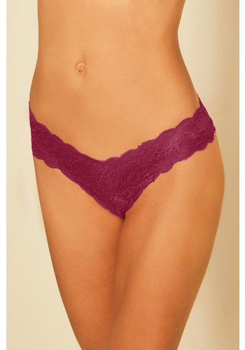 Never Say Never Cutie Lowrise Thong