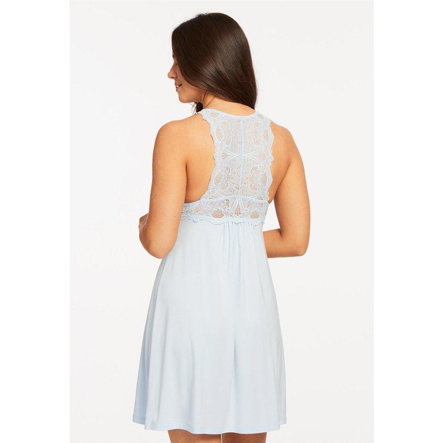 Belle Epoque Lace T-Back Chemise