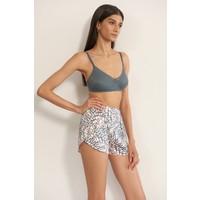 Marble Silk Shorts
