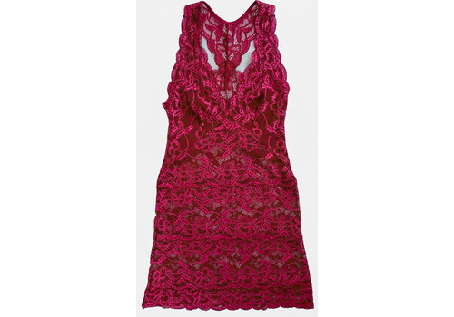 Fortuna Lace Halter Chemise