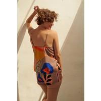 Colorblock Shorts