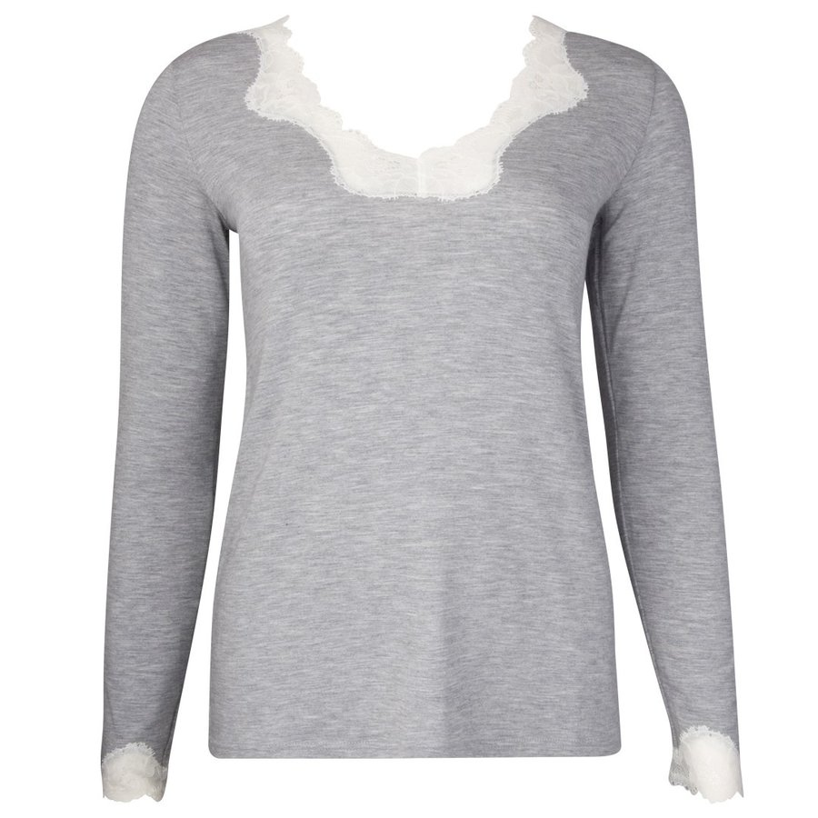 Simply Perfect Long Sleeve Top
