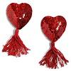 NIPPIES Gypsy Rose Heart-Shaped Tassels