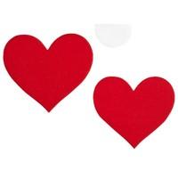 Red Heart Pasties