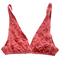 Stretch Lace High Point Bralette