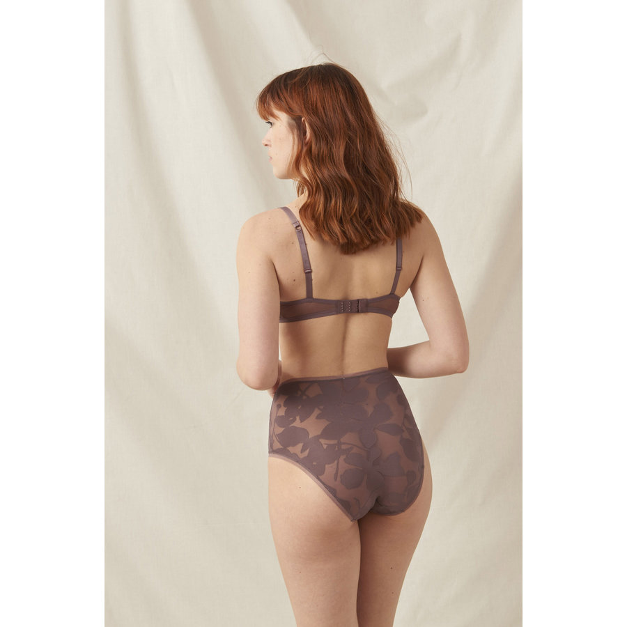 Ombrage High-Waisted Briefs