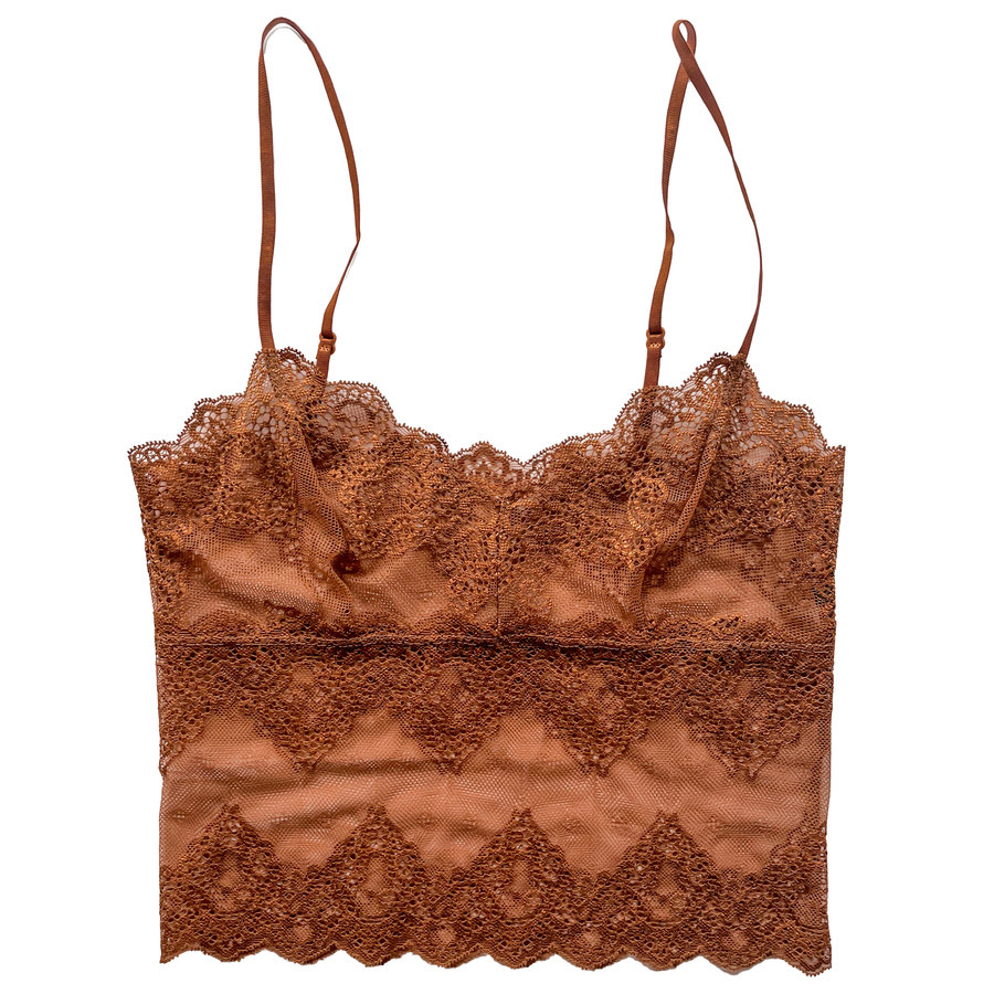 So Fine Lace Cami Unlined