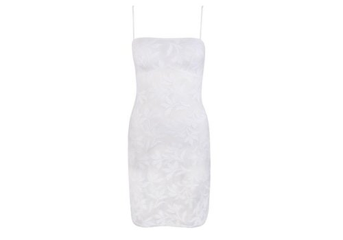 dentelle tulipes nightie