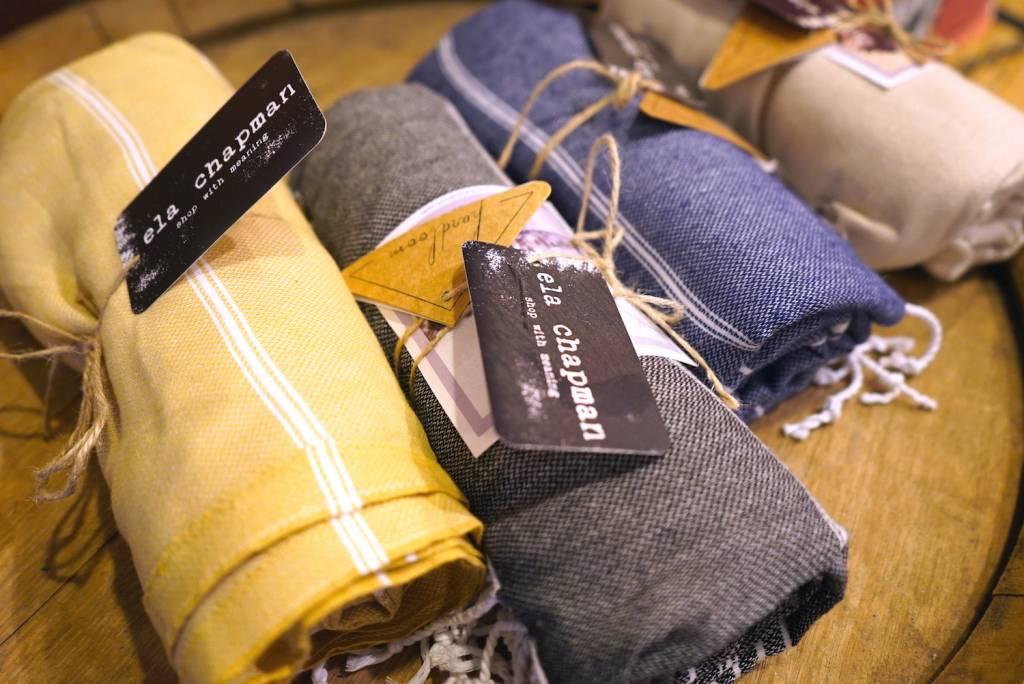 The Handloom Handloom Earthy Towel