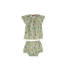 MILKBARN MILKBARN Bamboo Dress/Bloomer Set
