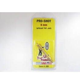 Pro-Shot Spear Tip 8mm Jag
