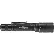 SureFire Everyday Carry Light, Tactical, 6V, Dual Stage 5/1200 Lumens