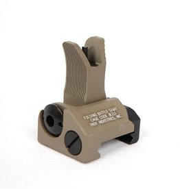 Troy BattleSight Front M4 Folding - FDE