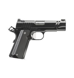 """Nighthawk Custom, Tri Cut Carry Commander 9mm, 4.25"""" Barrel, Black Nitride Finish"""