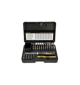 Wheeler, Screwdriver Set, Tool, 55pc Set, Matric, SAE, Torx, Hard Case Included