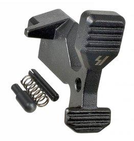 Strike Industries Strike SIAREBC AR Enhanced Bolt Catch Steel Black