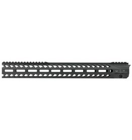 Strike Industries Strike SISTRIKERAIL Strike Rail AR-15 Rifle Aluminum Black 17""