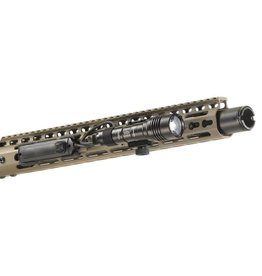 Streamlight 88058 Pro Tac Rail Mount 350 Lumens CR123 Black